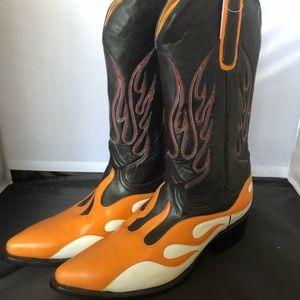 Bad Boys Boots